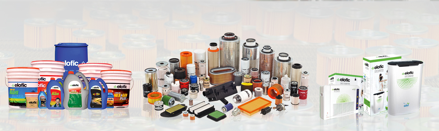 India's most trusted brand for filtration and lubrication products.